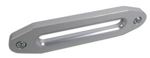 Aluminum Hawse Fairlead - clear finish