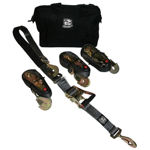20230 5pc Ratcheting Axle Strap Set
