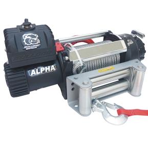 15K Alpha Truck Winch 10047