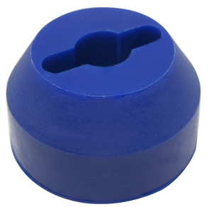 20343 Hook Stopper - Jeep/Truck - Polyurethane Blue