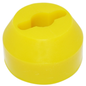 20346 Hook Stopper - Jeep/Truck - Polyurethane Yellow