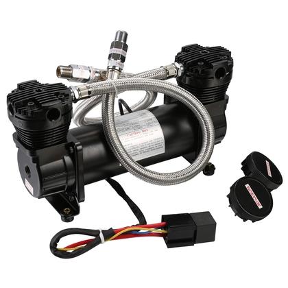 41006 200 PSI Double Cylinder On-Board Compressor 4.2 CFM