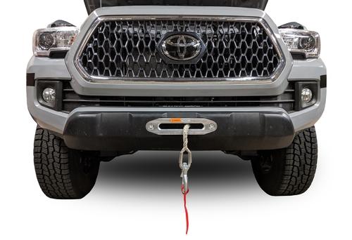 Toyota Tacoma Gen III - winch mount