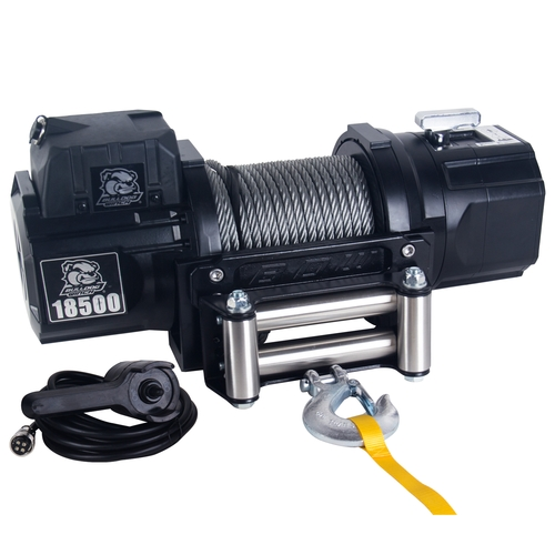 Heavy-Duty Winches