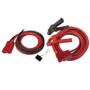Booster Cable Set with 7.5ft truck lead, quick connects