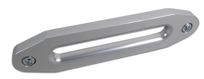 Aluminum Hawse Fairlead - clear finish
