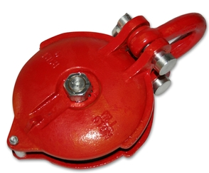 20077 Pulley Block 16k WLL
