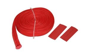 Wire Sheathing, Fiberglass red
