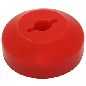 20340 Hook Stopper - Polyurethane - Powersports Red