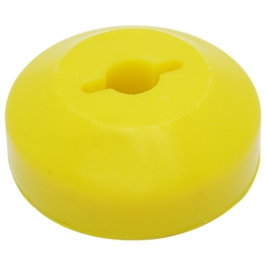 20342 Hook Stopper - Polyurethane - Powersports Yellow