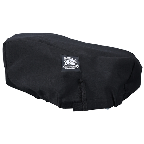 20381 Winch Cover for 15019/20, Acrylic Black