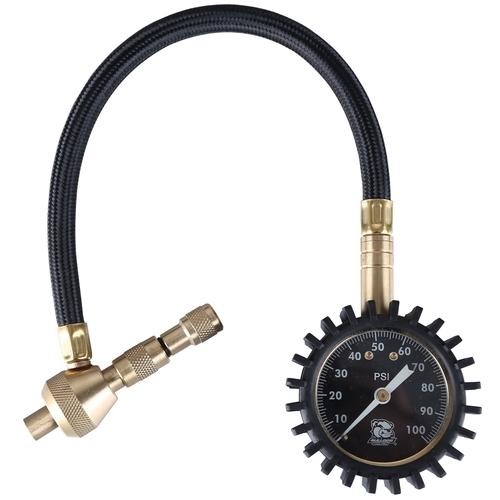 42066 Deflator with Analog Pressure Gauge