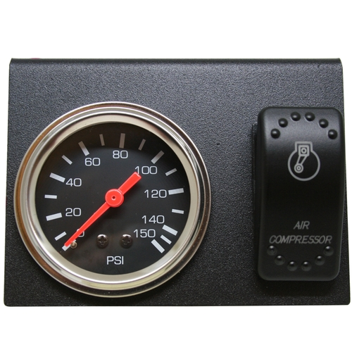 42057 Air Pressure Gauge, Switch, and Mounting Bracket Assembly