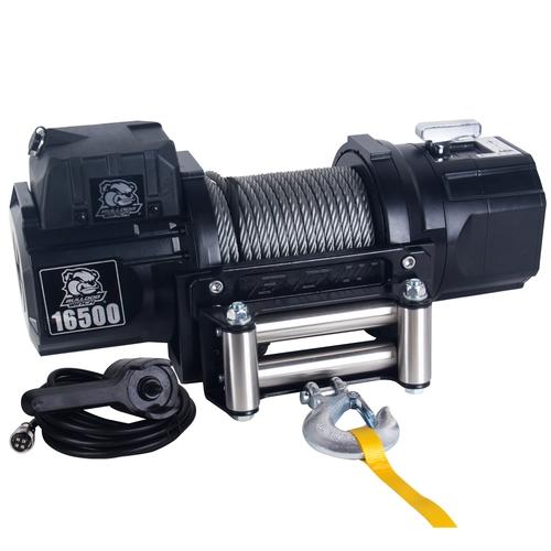 16500lb Heavy-Duty Winch