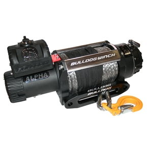 10048 15k Alpha with Synthetic Rope, Hawse Fairlead