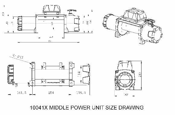 Bulldog Compactor Wiring Diagram